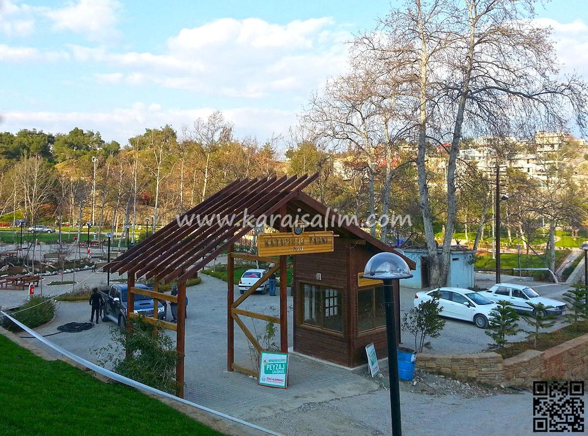 Karaisalı Karapınar Parkı Fotoğrafları 2