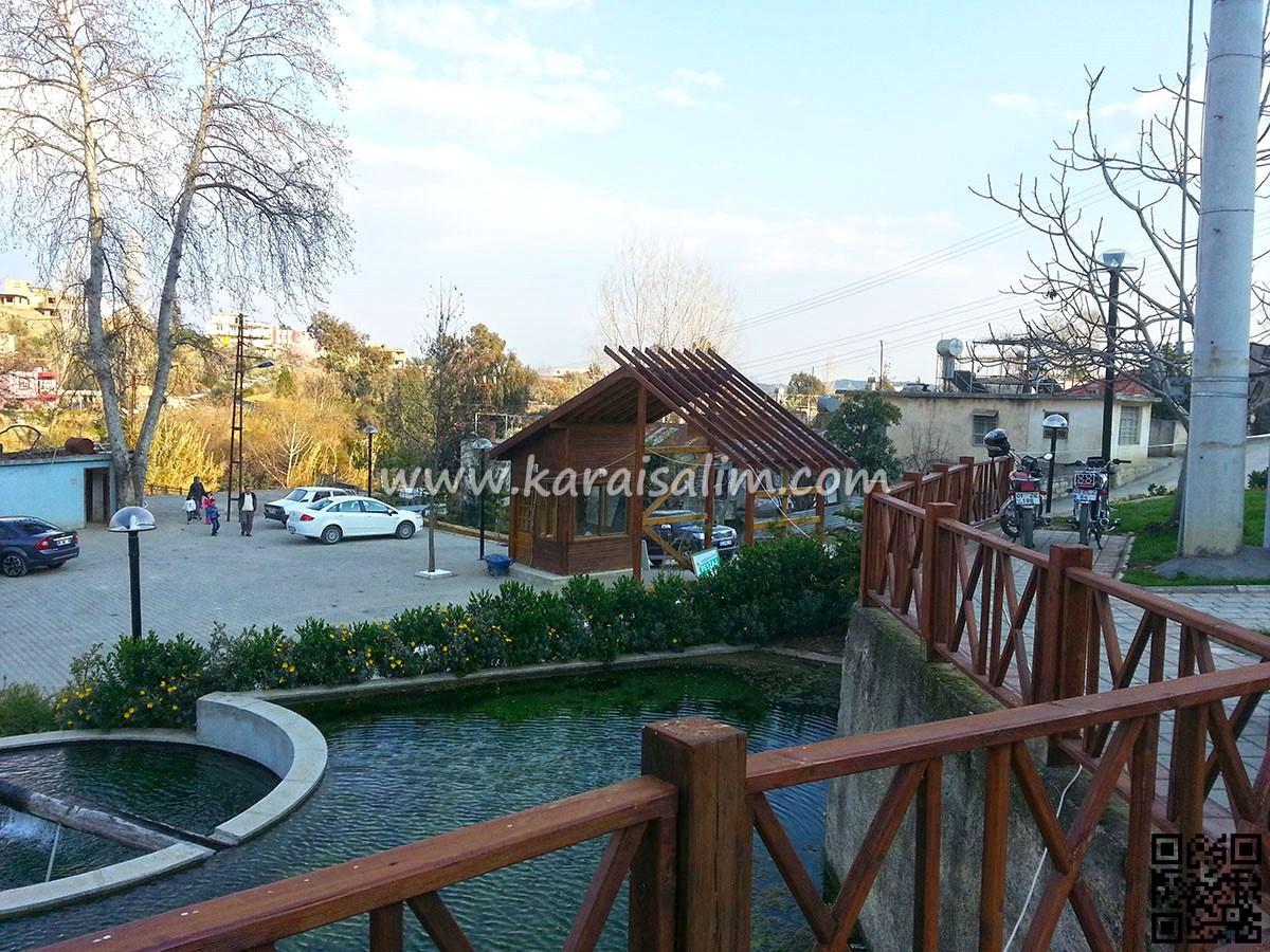 Karaisalı Karapınar Parkı Fotoğrafları 49