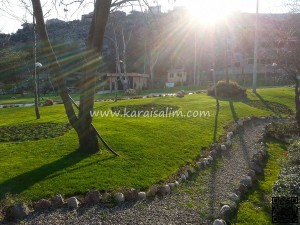 Karaisalı Karapınar Parkı Fotoğrafları 35