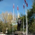 Karaisalı Merkez Atatürk Büstü