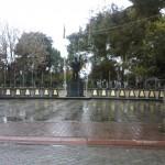 Karaisalı Park Atatürk Büstü