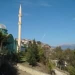 Karaisalı Merkez Cami Parktan Görünüş