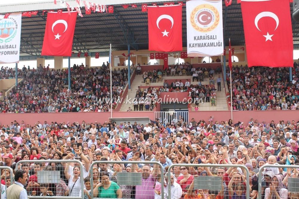 Geleneksel Karaisalı Kuvayi Milliye Şenlikleri ve Murat Kekilli Konseri